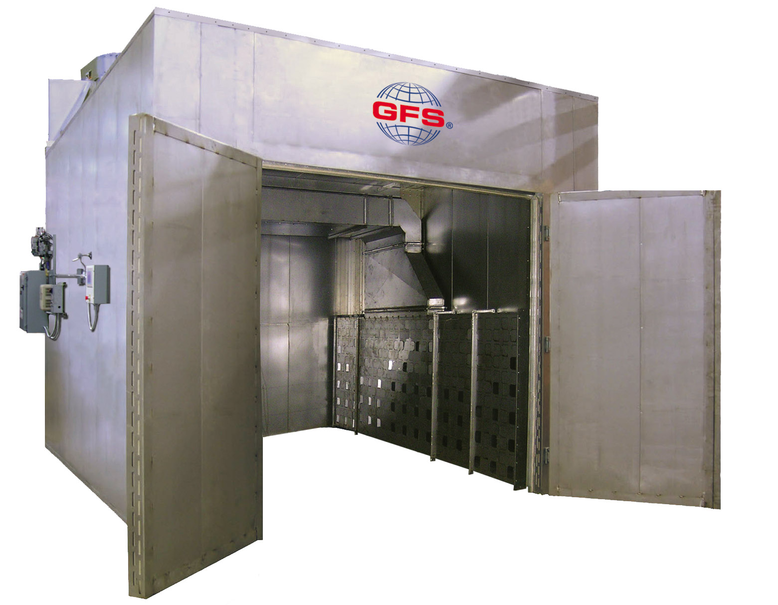 Industrial Ovens - Booth Brothers Inc.